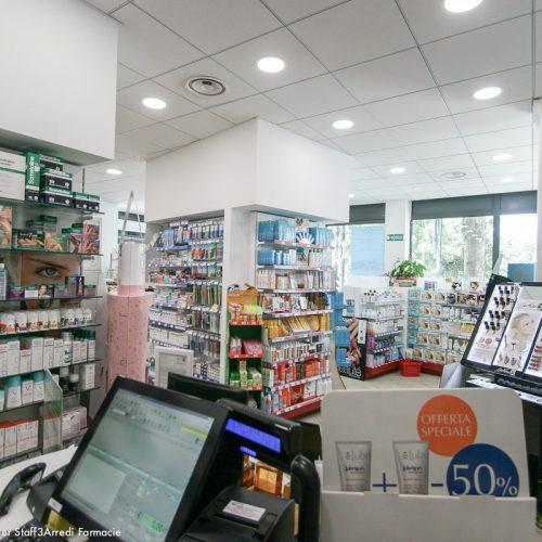 Progetto Farmacia Bianco E Rosso