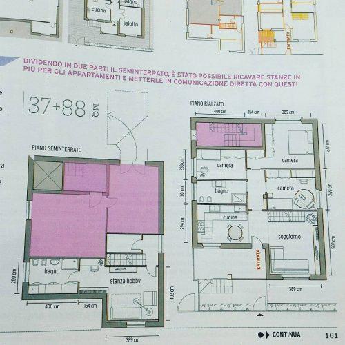 Casafacile-pagina-161-foto-piante-stato-di-fatto-progetto