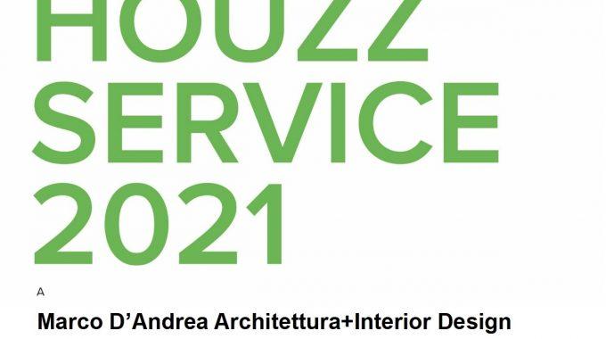 Best Of Houzz 2021: 4 Anni Di Fila, Grazie A Voi!